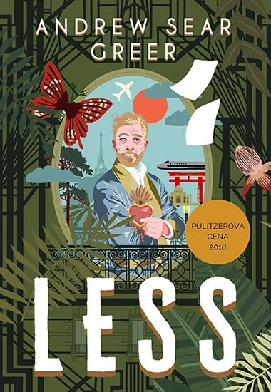 Andrew Sean Greer: Less, Leda, 2018
