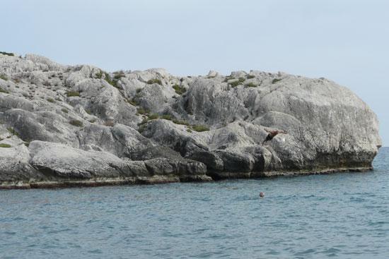 Rhodos, pobřeží