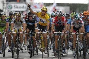 cyklistika cyklista peloton tour de france