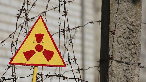 Radioaktivita - ilustra�n� foto