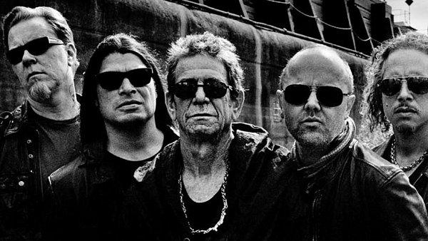 Deska Lou Reeda s Metallikou sklidila rozporuplné reakce