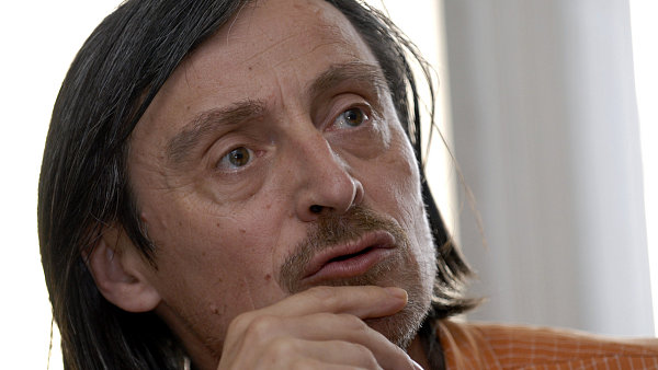 Umělecký šéf Divadla na Vinohradech Martin Stropnický.