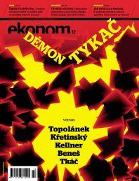 Týdeník Ekonom - č. 12/2012