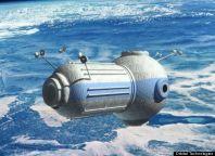 orbital space hotel