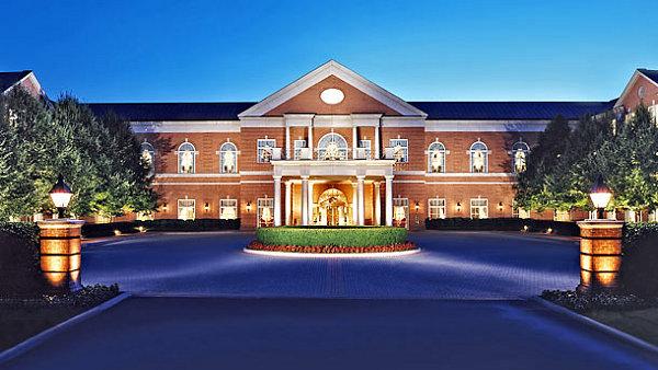 Hotel Westfields Marriott Washington Dulles