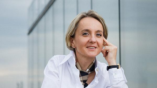 Členka představenstva Philip Morris Andrea Gontkovičová