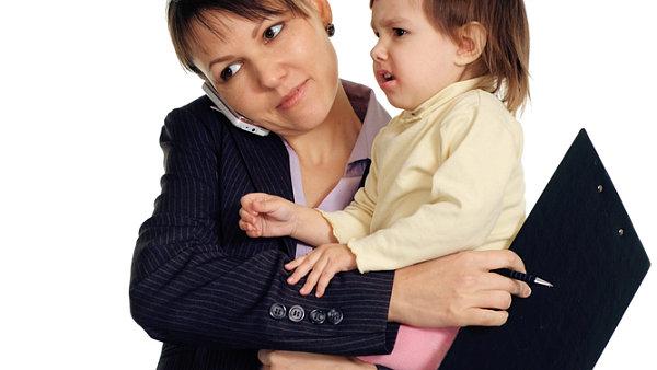 Pracuj�c� matka
