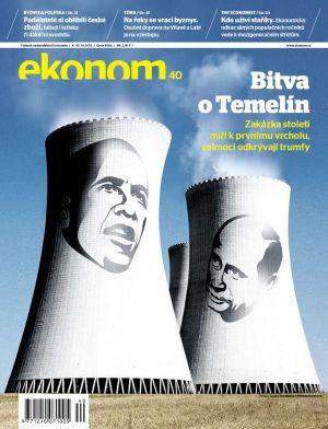 Týdeník Ekonom - č. 40/2012