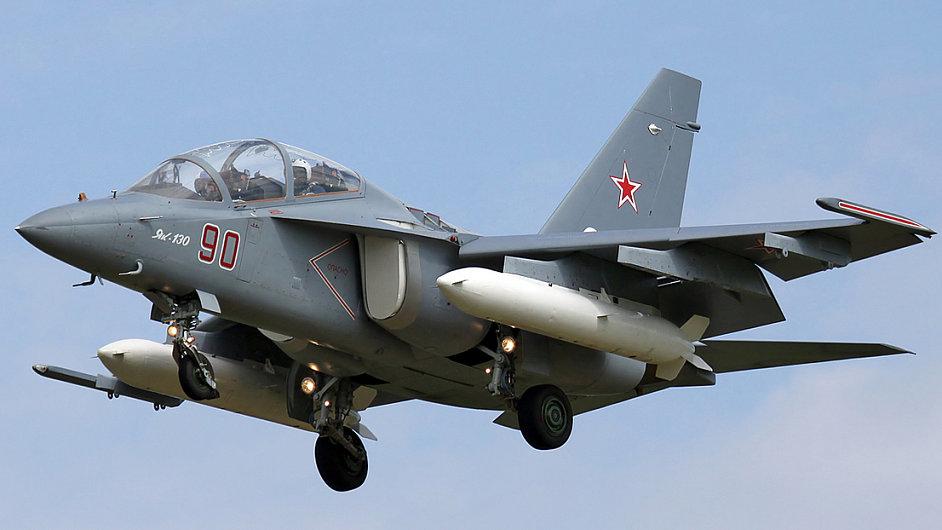 Ilustrační foto: Yakovlev Yak-130