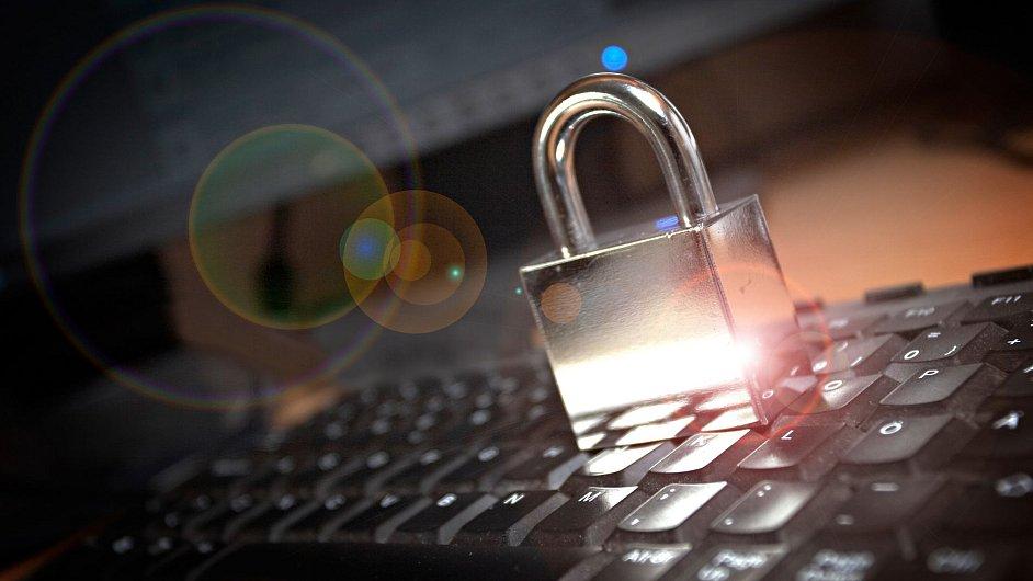 Bezpečná data, počítačová kriminalita (Ilustrační foto)