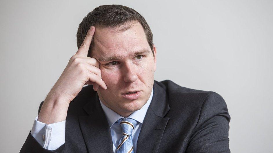 Předseda ČTÚ Jaromír Novák