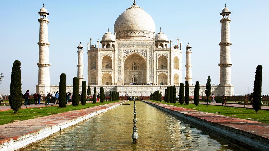 Indická ekonomika zrychlila čtvrtletní růst a předehnala Čínu - Ilustrační foto.