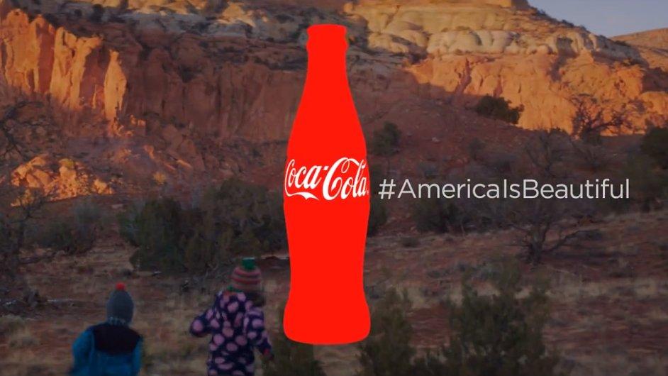 Coca-Cola sbližuje, ale pouze v angličtině!