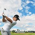 Golfista Luk� Tint�ra