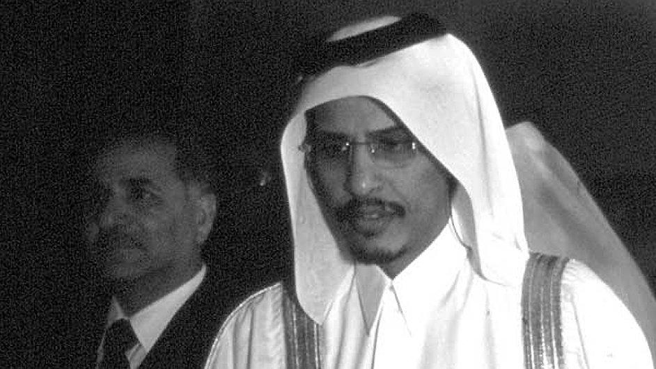Šejk Saud bin Mohammed Ál Sání výrazně investoval do umění.