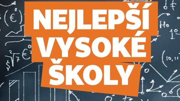 Nejlep�� vysok� �koly podle Hospod��sk�ch novin