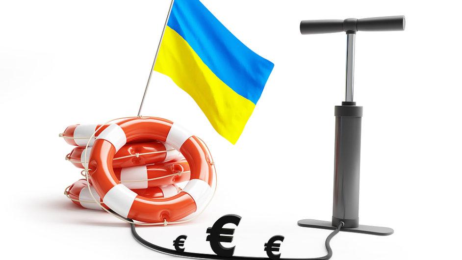Evropská unie poskytne Ukrajině další finanční injekci.