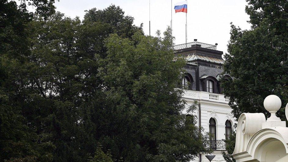 Velvyslanectví Ruské federace, ilustrační foto