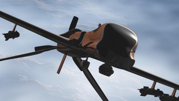 Pro obranné a bezpečnostní agentury je výdrž ve vzduchu rozhodující měřítko - Ilustrační foto.