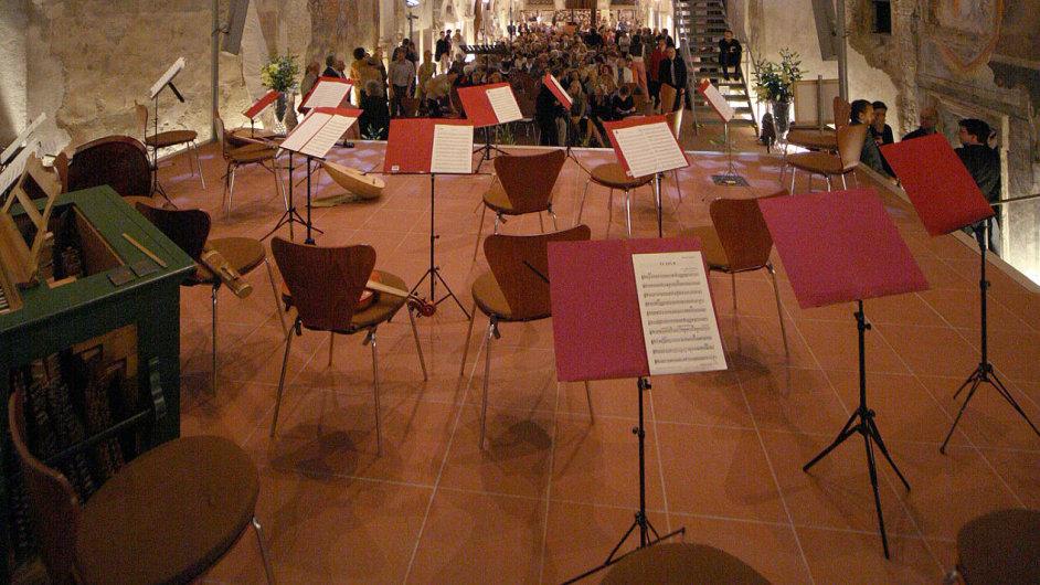 Collegium 1704 chystá koncerty v odsvěceném kostele sv. Anny - Pražské křižovatce.