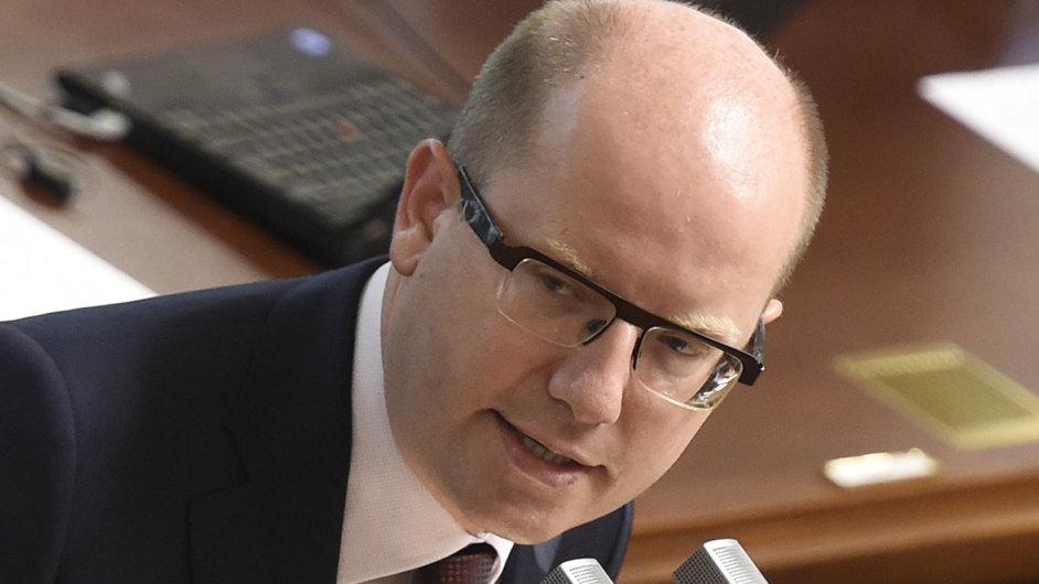 Premiér Bohuslav Sobotka také uvedl, že ministerstvo vnitra připravuje plán na posílení kapacit policie.
