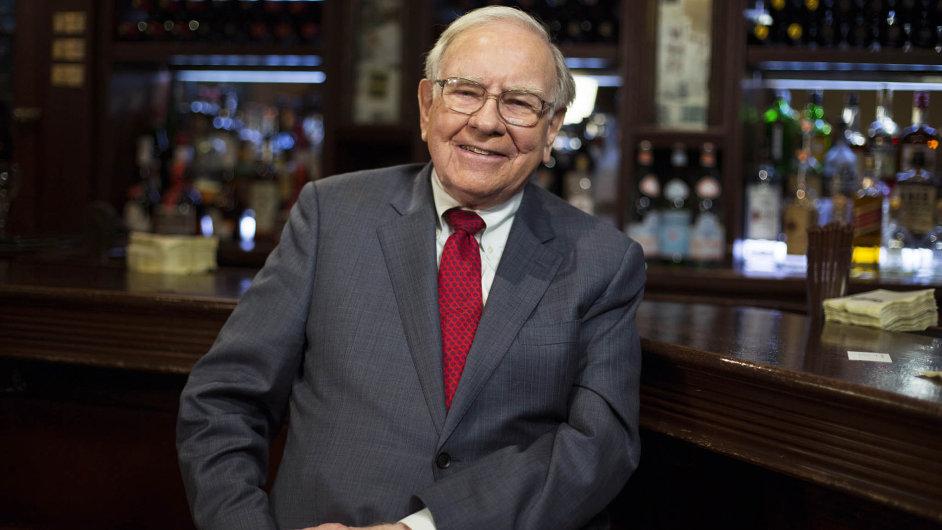 Buffett: Do důchodu ani ve sto letech.