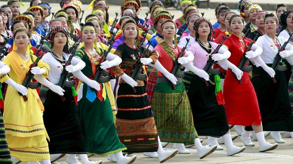 Velkolepé oslavy 70. výročí nezávislosti Vietnamu