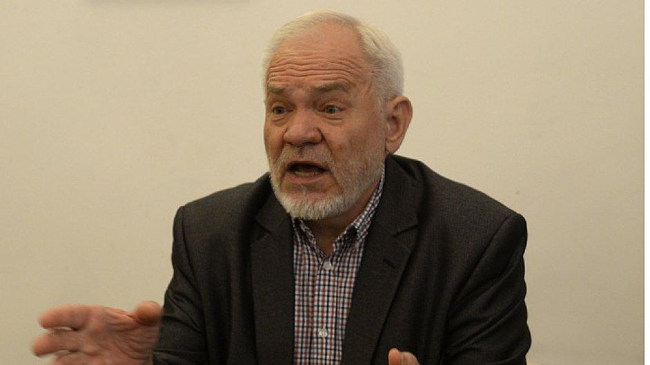 Vladimir Kazarin z Krymu.