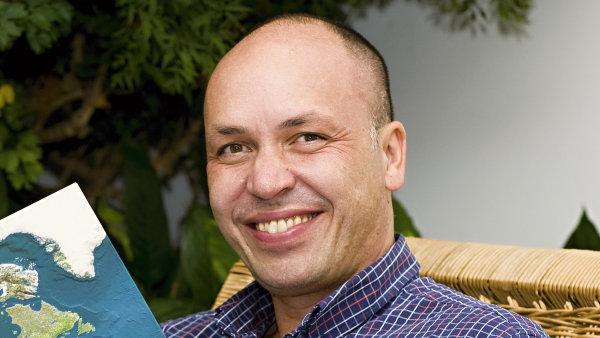 Rolf Pekař, obchodní ředitel pro export společnosti LINET Group