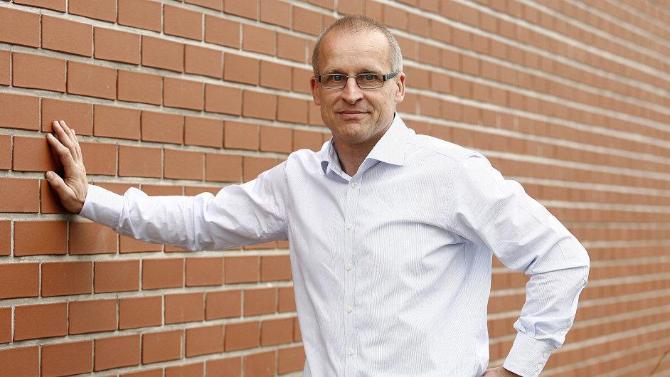 Martin Svoboda, výkonný ředitel developerské společnosti JRD.