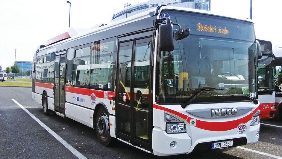 Výrobce autobusů Iveco zvýšil zisk o 34 procent.