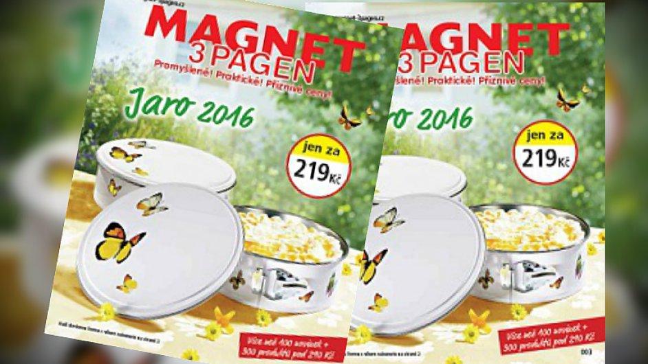 Zásilkový obchod Magnet změnil majitele  b898308e185