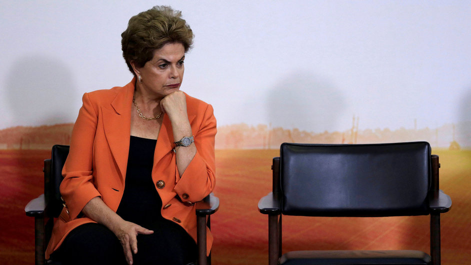 Dilma Rousseffová, Brazílie, prezidentka