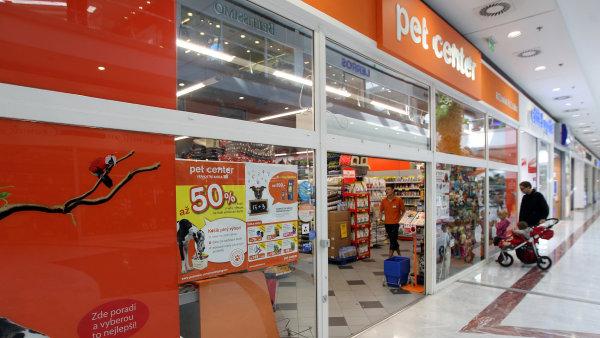 Pet Center převzalo konkurenční Lucky Pet.