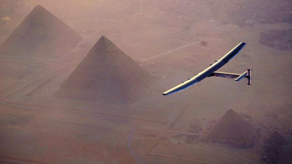 Letadlo poháněné sluneční energií, Solar Impulse 2.