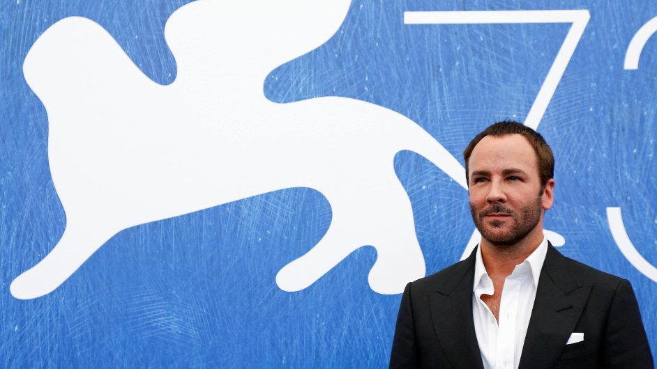 Film Noční zvířata režiséra Toma Forda (na snímku) bude mít českou premiéru 24. listopadu.