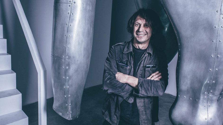 David Černý, sochař