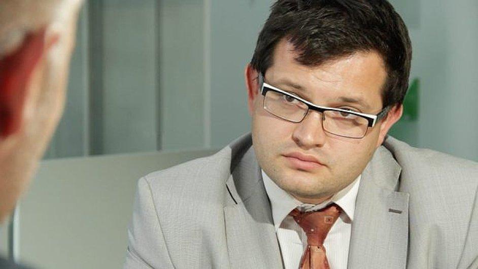 Nový ministr pro lidská práva Jan Chvojka