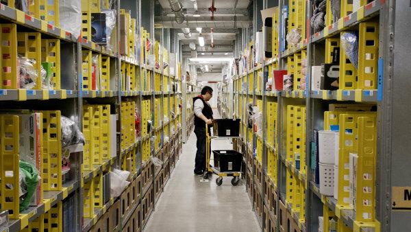 Amazon chce otevřít nové logistické centrum na Slovensku v blízkosti města Sereď.