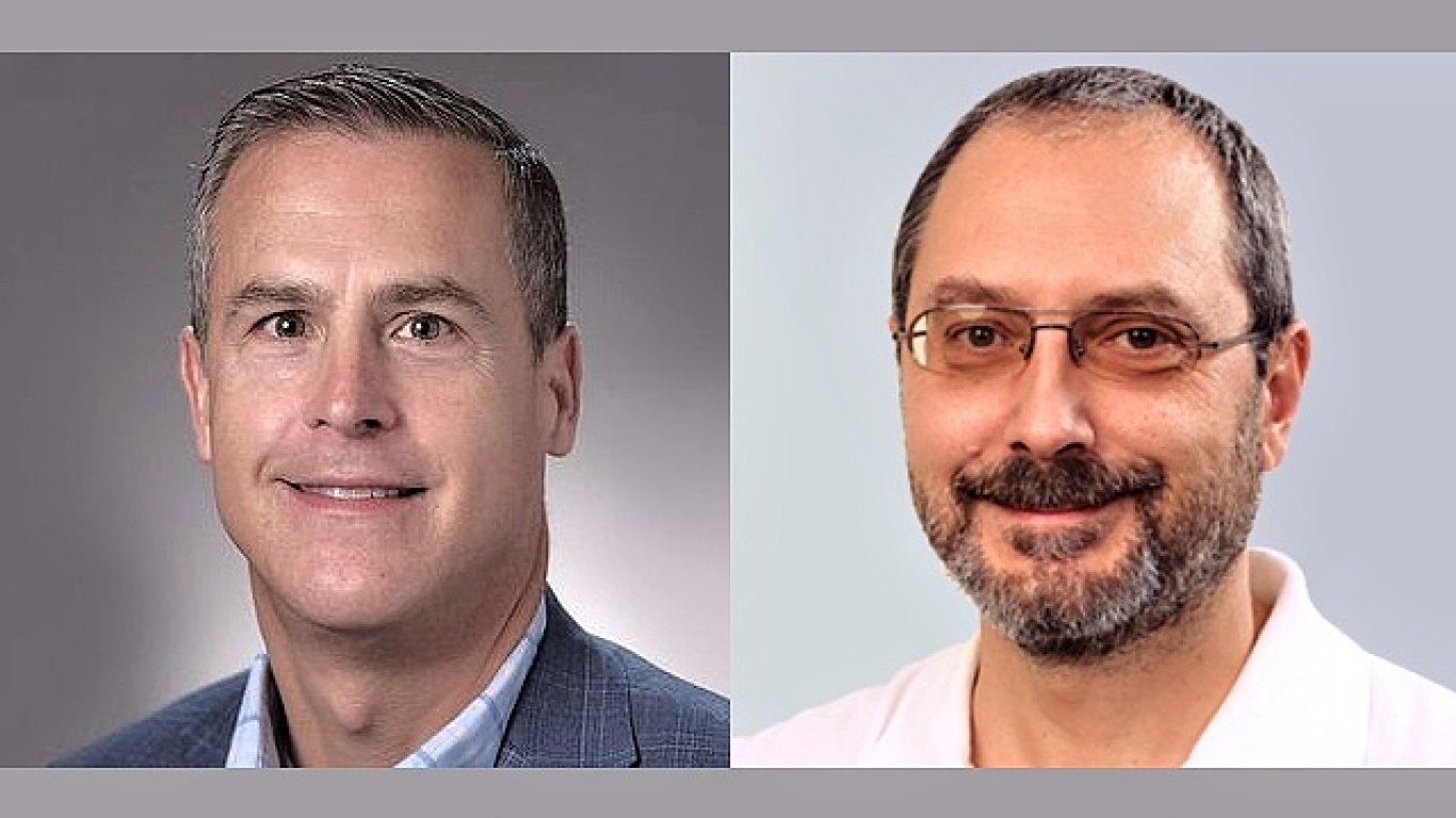 Peter McKay a Andrei Baronov povýšili na pozici CEO ve společnosti Veeam Software
