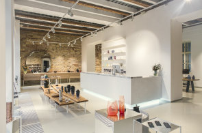 Velká prodejní galerie českého designu otevřela v Praze: deelive chce přiblížit design lidem