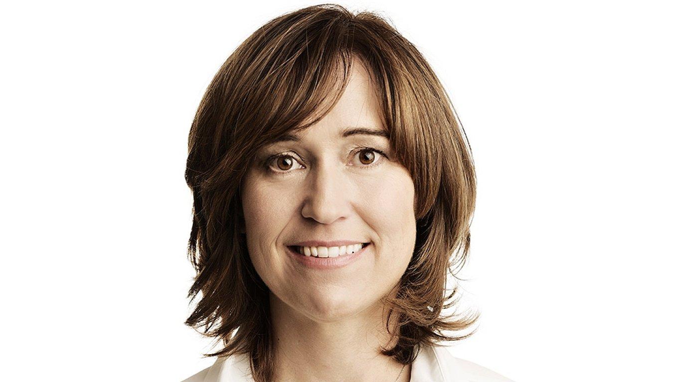 Jennifer Foss, ředitelka právního oddělení pražské kanceláře developera CTP