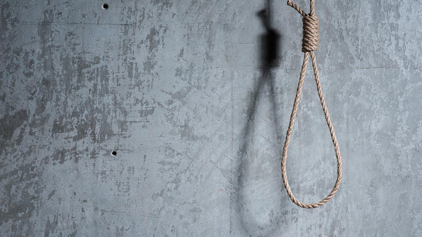 trest smrti, ilustrační foto
