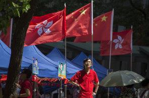 Hongkong je už dvacet let pod čínskou správou. Oslav se zúčastnil i prezident Si Ťin-pching