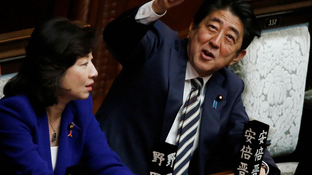 Změna japonského sexu