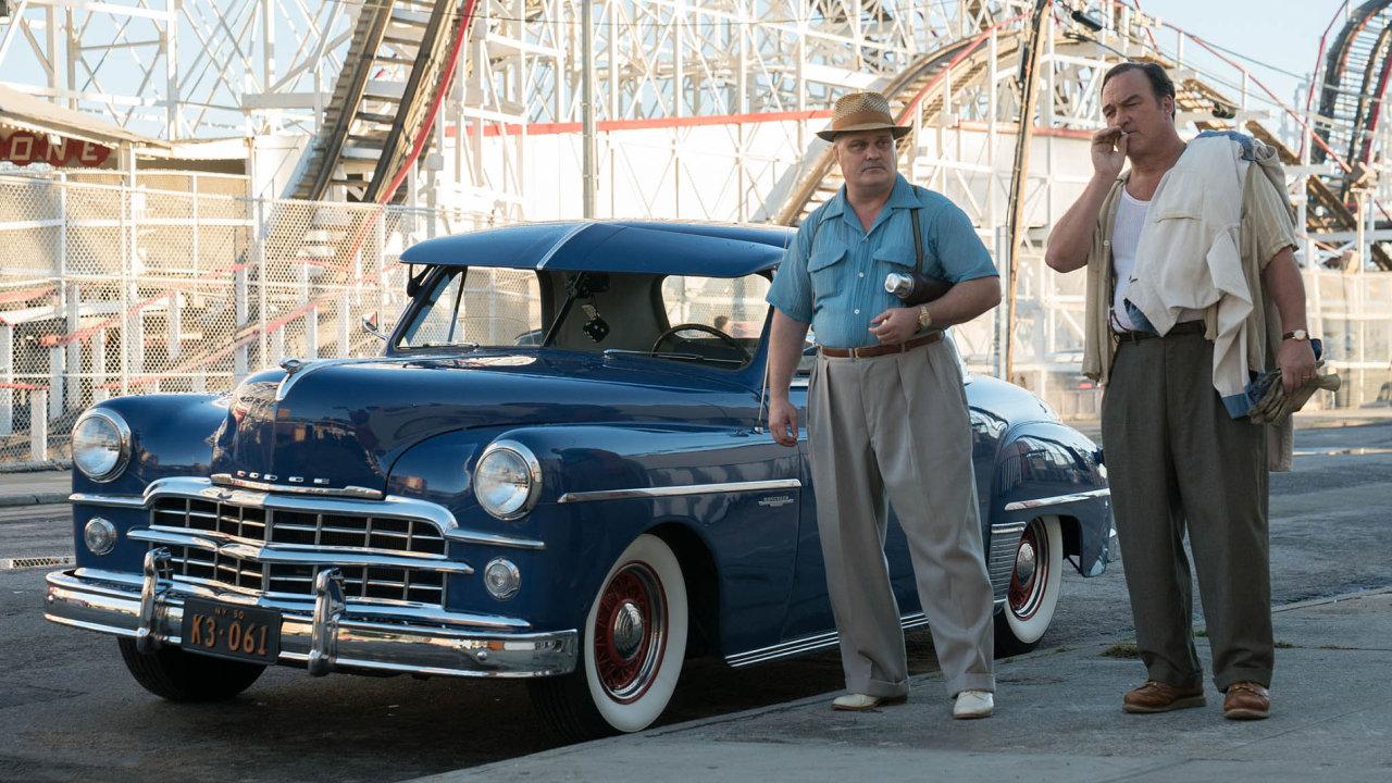 Hrdinové filmu Woodyho Allena jsou trochu jako pouťové atrakce, vjejichž blízkosti žijí nanewyorském Coney Islandu (nasnímku). Ztrhaní aoprýskaní životem.