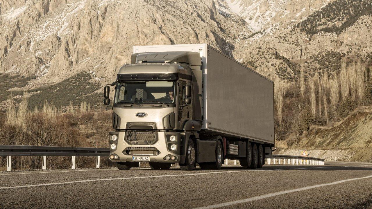 Ford nabídne dálkové, stavební i distribuční vozy.