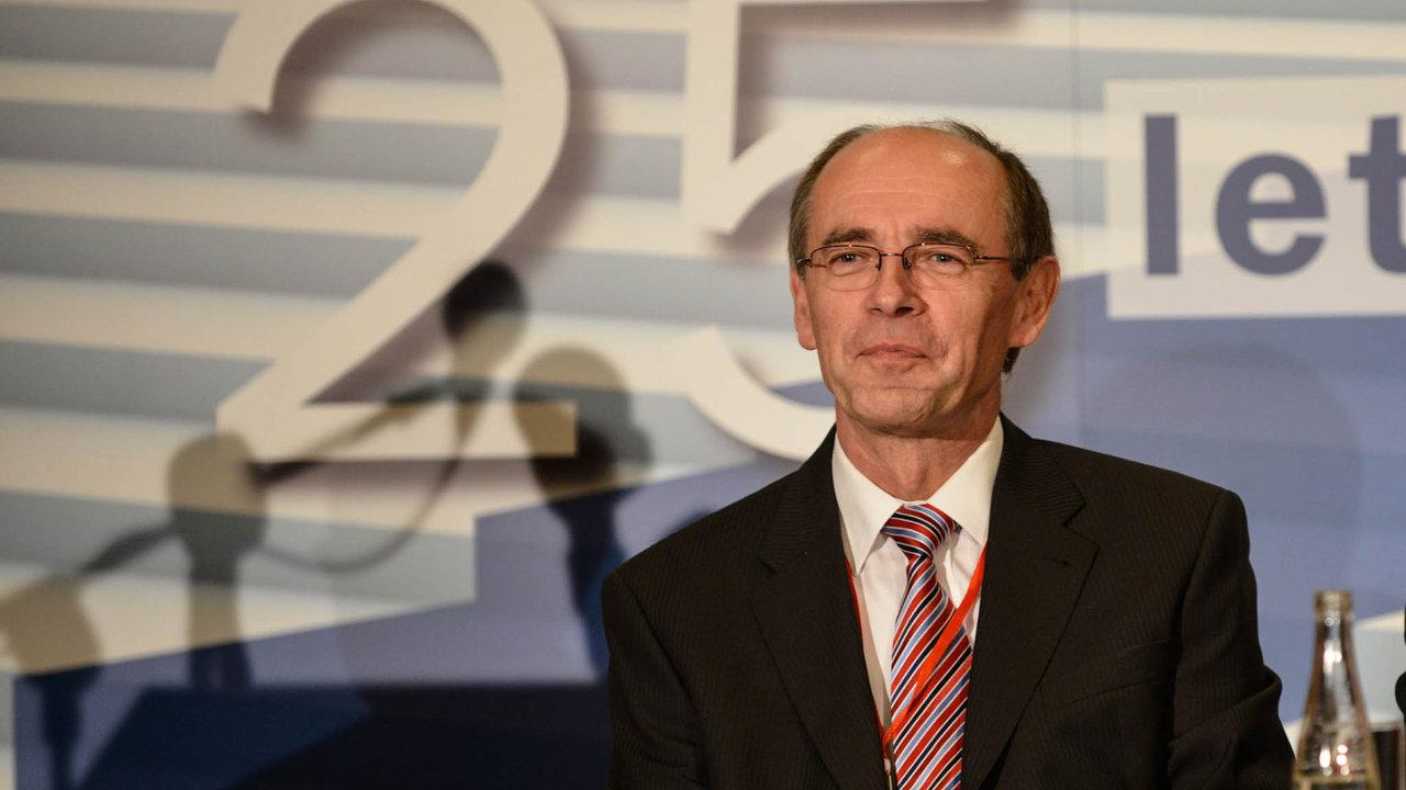 Jaroslav Ungerman: poboku šéfa ANO apremiéra vdemisi Andreje Babiše. Dává rady k rozpočtu i k důchodové reformě.