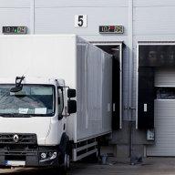 Odbavovací systém pro nákladní auta nasadila ve svém areálu například společnost VFC.