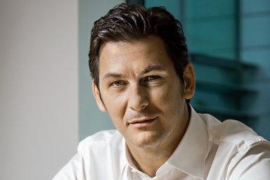 Ronald Binkofski, prezident pro střední a východní Evropu společnosti Honeywell
